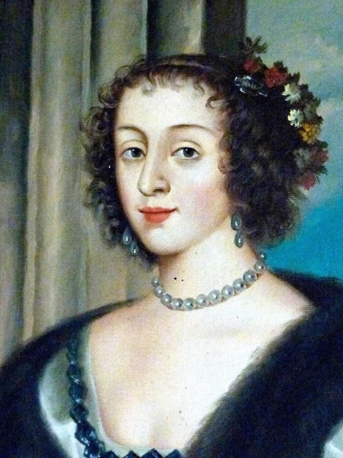 Henrietta Maria Of France Family Tree