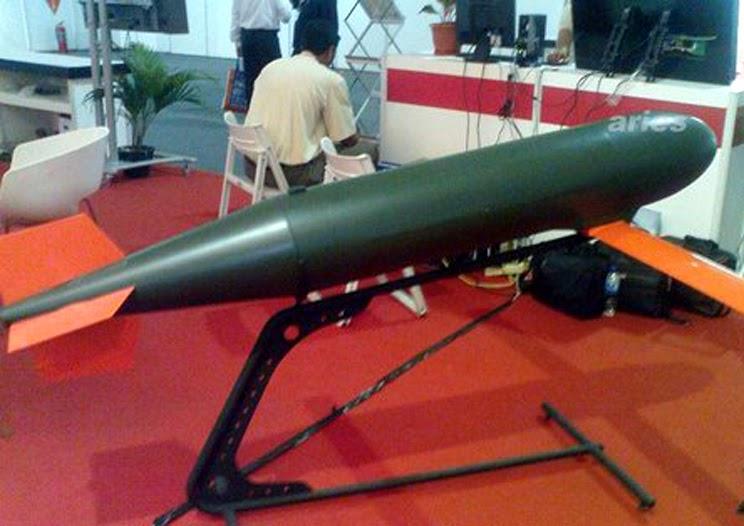 Smart Bomb - Dislitbang