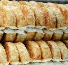 Resep makanan indonesia kue pancong spesial (istimewa) praktis mudah legit, sedap, enak, nikmat lezat
