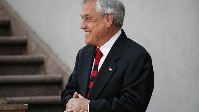 """Expresidente de Chile: """"EE.UU. está gobernado por Donald y Mickey, ¿lo habrá soñado Walt Disney?"""""""