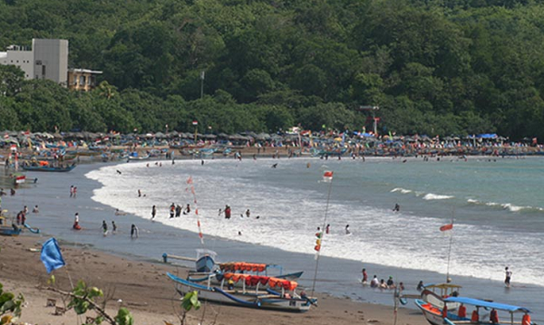 Tempat Wisata pantai Pangandaran