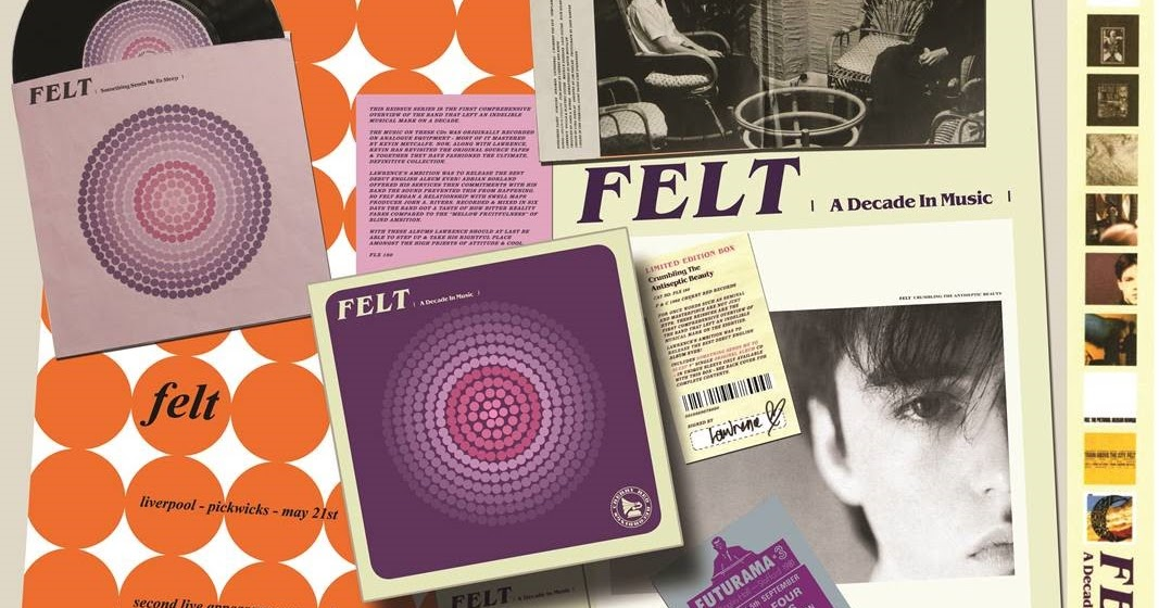 catalogue noel 2018 pickwick Felt announce long awaited reissues: 'A Decade In Music' ~ hang  catalogue noel 2018 pickwick