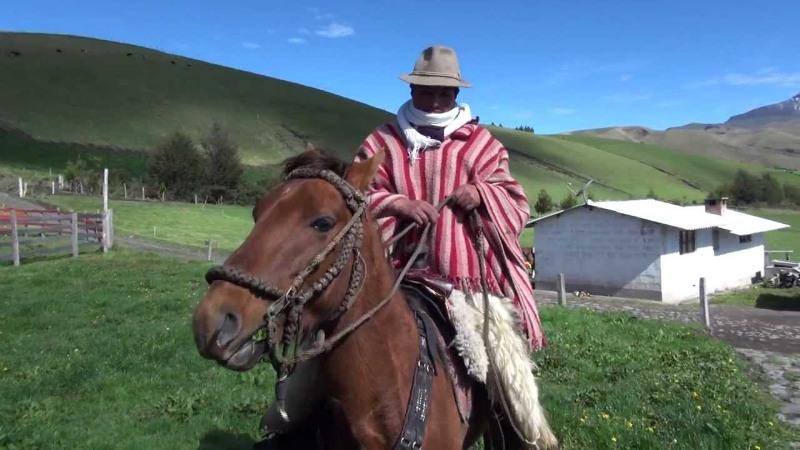 Aventura a caballo, entre Chagras y Montubios