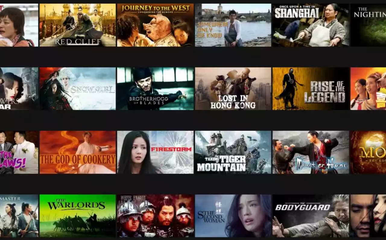 chinese action movie hd free download