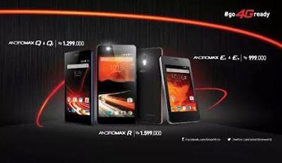 Memilih Smartphone 4G Terbaik