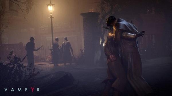 Spesifikasi Vampyr (Focus Home Interactive)