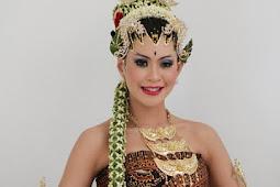 Cara Rias Pengantin Paes Ageng Jawa