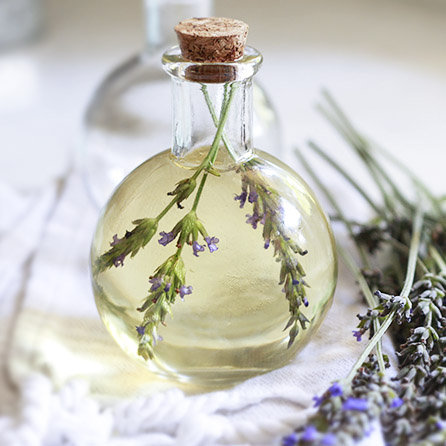 lavender essential oil body and bath oil