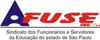 Logotipo da Afuse - Sindicatos dos Funcionários e Servidores da Educação do Estado de São Paulo