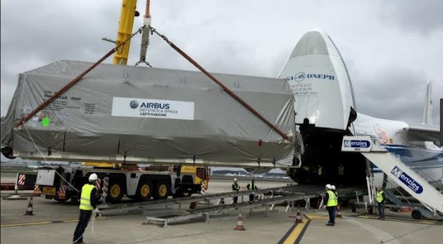 EUTELSAT 172B satellite begins ascent to geostationary orbit