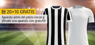 bwin promocion champions Juventus vs Tottenham 13 febrero