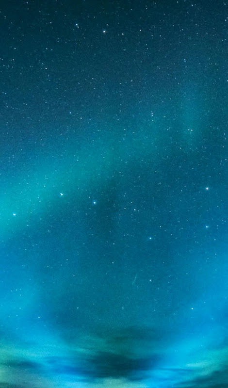 Ios 8 Blue Wallpaper Wallpapers Point