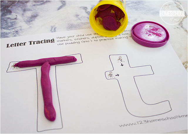 kindergarten worksheets to help with alphabet letters