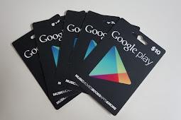 Cara Membeli Voucher Google Play Di Indomaret Terdekat