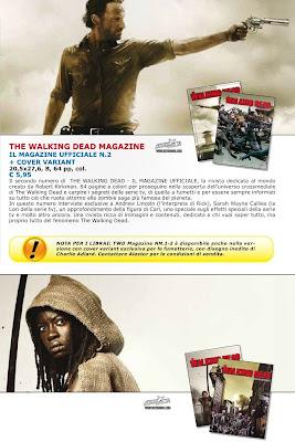 The Walking Dead - il magazine ufficiale #2 (da Mega 194)