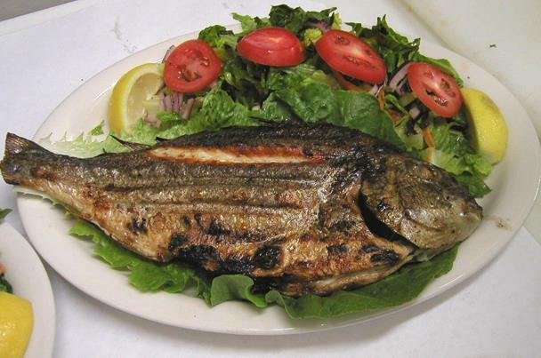 أهم النصائح لشوي الأسماك في المنزل بطريقة صحيحة