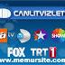 Canlı TV yayınları