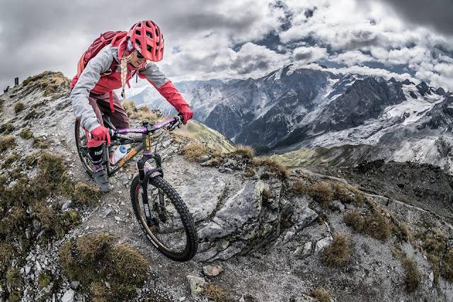 Trail Piz Umbrail Vinschgau