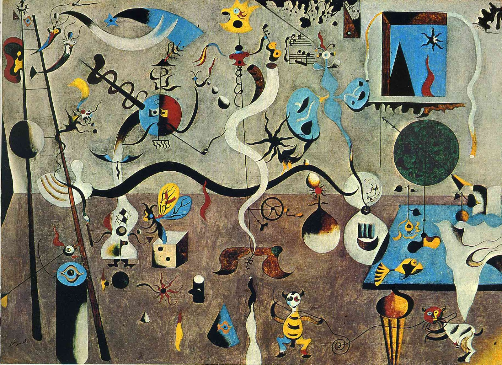 joan miro and dutch interior essay Course guidelines health and physical please paste the prompt to which you respond at the head of your essay dutch interior i (1928) joan mir.