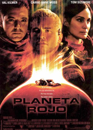 Poster Red Planet 2000