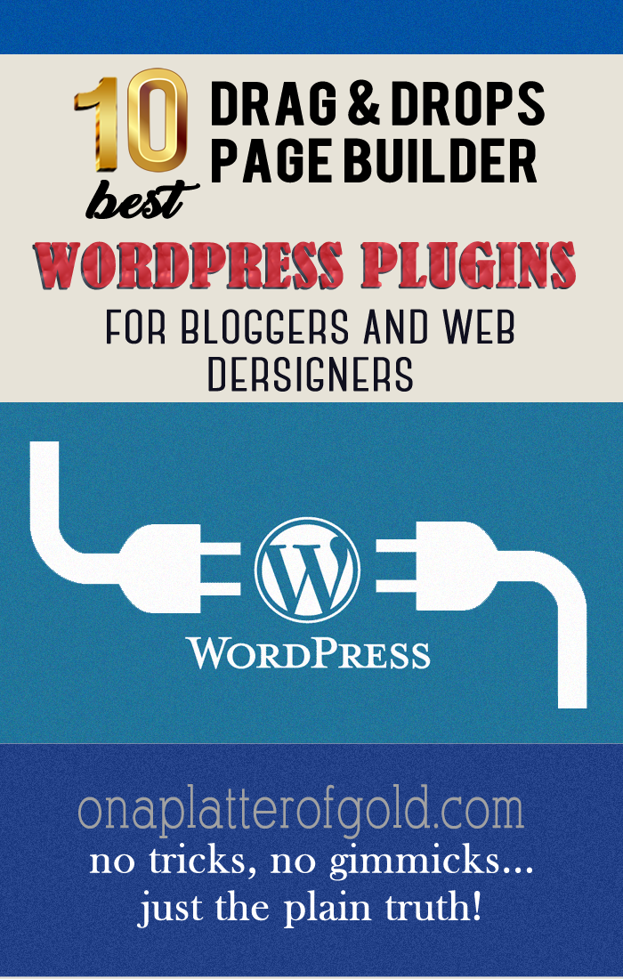 10 Powerful Drag and Drop WordPress Page Builders You Should Be Using Right Now