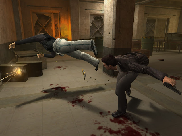 Max Payne 2 The Fall of Max Payne PC Download Free Gameplay
