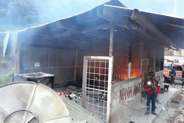 Pernyataan Tentara Pembebasan Nasional Papua Barat atas Penembakan Kios dan Ambulance di Tembagapura