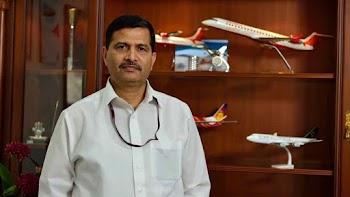Ashwani Lohani posted as CMD Air India