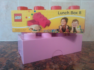 Lego Lunch Box