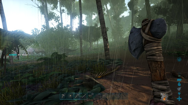 Survival game review