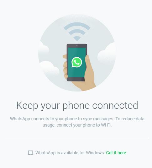 WhatsApp Tersedia Untuk OS Windows PC