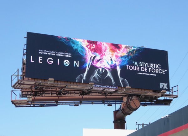 Legion 2017 Emmy FYC billboard