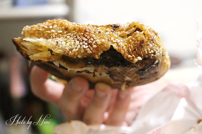 【台北南港區】老張炭烤胡椒餅。沒吃到絕對會後悔