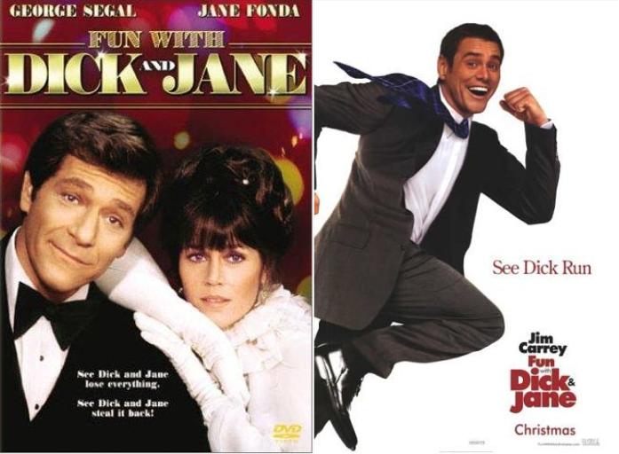 Fun with Dick and Jane 1977  IMDb