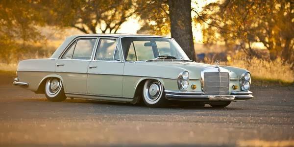 Daily Turismo: 10k: Bagged And Tagged: 1966 Mercedes-Benz