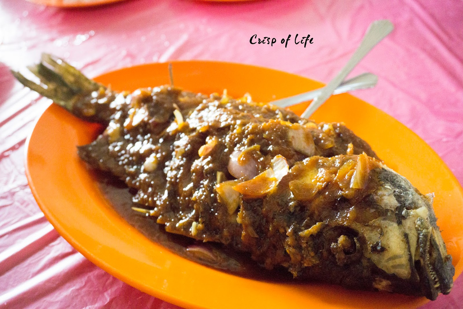 Lim Aik Chew Curry Prawn @ Nibong Tebal, Penang