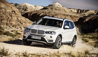 2018 BMW X3 date de sortie, la refonte, le prix, l'intérieur et les spécifications Rumeurs