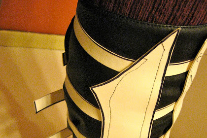 Cosplay Armor Boots Tutorial