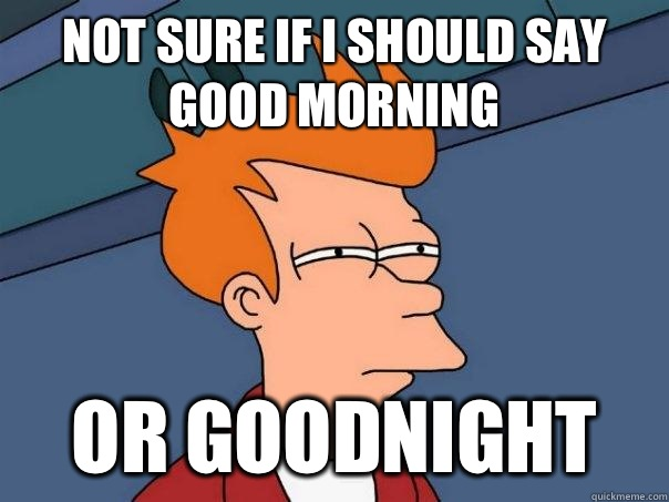 Confused Good Night Meme, Image