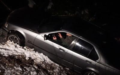 Πώς να μην βγάλεις μια BMW από το χαντάκι