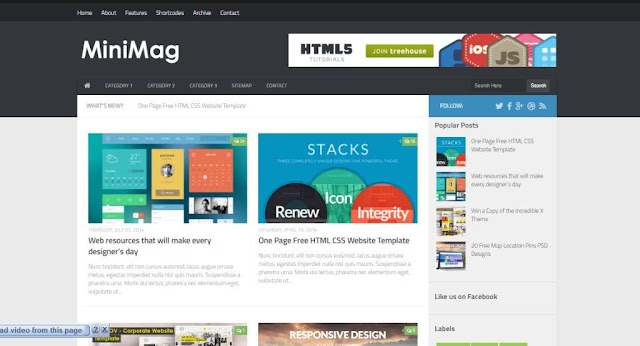 Best SEO Blogger Templates-TechEarnBlog