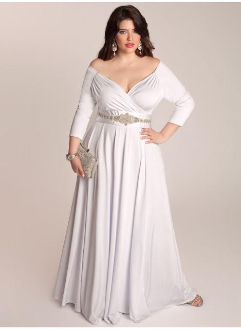 vestidos de novia para gorditas con tirantes