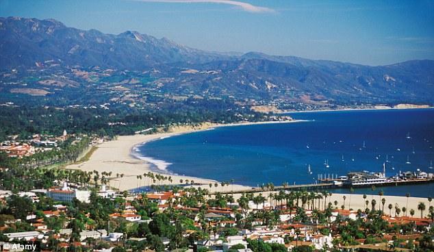romantic weekend vacations in Santa Barbara