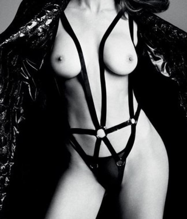 Seymour naked stephanie Claudia Schiffer,