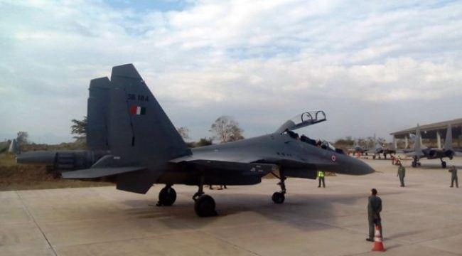 Su-30 IAF tiba di Kupang