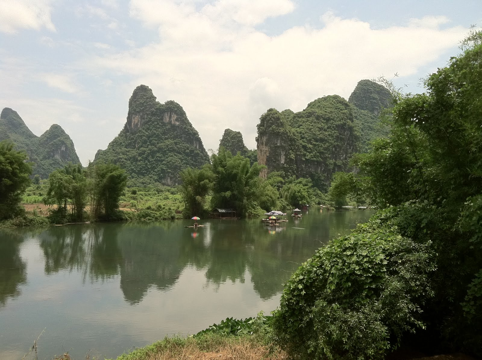 Raggedy Anns Foot Yangshuo China