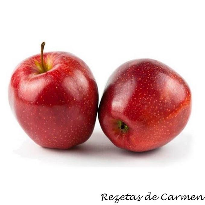 Empieza la temporada de manzanas: trucos para cortar y partir manzanas