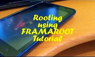 Cara Root dan Unroot Semua Android dengan FramaRoot
