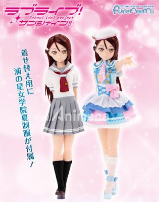 Doll Riko Sakurauchi Pure Neemo Character Series No.101-PB Edición Limitada Love Live! Sunshine!!