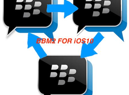 Cara Install BBM2 di iPhone iOS 10 Tanpa Jailbreak - FREE ...